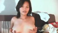 Sex vids homemade Busty asian cutie fucks in homemade vid