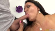 Prick fucking pussy - Older slut leylani wood takes a long prick in her mouth and pussy
