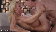 Teens dealing with divorce - Smokin hot milf alexis fawx fucked hard after divorce
