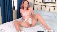 Coupon strip white Retro babe anna belle strips off sheer white panties for nylons pussy play