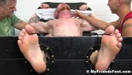 Feathers gay bar new jersey - Feather tickling session for restrained ginger stud