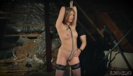 Submissive asian master Teen slave in submission does what the master says and gets punished