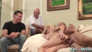 Fucking in front of strangers tube - Big boobed wife kasey grant is sodomized by a stranger in front of hubby