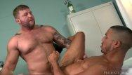 Black daddy gay - Menover30 beefcake doctor gives hung hunk rectal exam