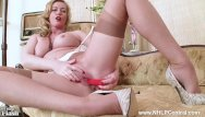 Wholly market strip district - Blonde milf holly kiss strips off retro lingerie fucks juicy pussy in nylon