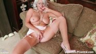 Breast augmentation by linda lu Horny blonde with big tits lu elissa wanks off in rare vintage stockings