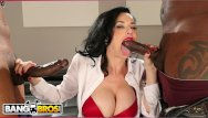 Real monster cocks - Bangbros - real estate agent veronica avluv gets double penetration