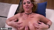 Relation between love and sex better - Janna hicks loves having cock between her big tits