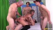 Chubby tarts Mature tart skyler haven uses all three holes to please four horny guys