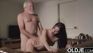 Old deepthroat tgp - Teen mouth fucked hardcore takes cock deepthroat in old young pussy fuck