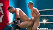 Gay rose Hothouse hunk daddy ryan rose analized by muscle jock friend