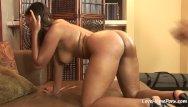 Sensual porn tube Sensual black chick loves to get penetrated hard