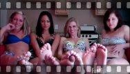 Teen foot fetsh Femdom feet porn for foot fetish fanatics