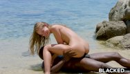 Beach tgp nn - Blacked strong black man fucks blonde tourist on the beach