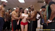 Free bukkake picturess - Valentina nappis interracial work out