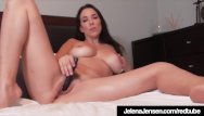 50 bmg bullet penetration Penthouse pet jelena jensen cums with a the black bullet
