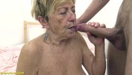 Old grannies thirsty for sperm 90 years old granny gets rough fucked