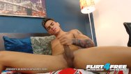 Free gay sex up the arse - Flirt4free - jeremmy bloom - cock close up of a cum ridden dick