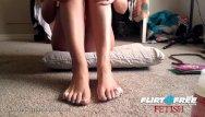 Nude male body paint Flirt4free fetish - harley jaylee - petite babe paints her pretty toenails