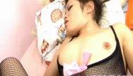 Xxx goto Goto yurika shows off in a black lingerie whi - more at hotajp com