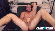 Free black gay muscle - Adonis hunk - flirt4free - muscle stud bondage torture before hot cumshot