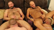 Orgie gay gratuite - Amateur bears barebacking sex orgy