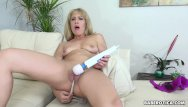 Good-looking pussy Good looking blonde milf stevie lix toys her pussy solo