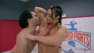 Women wrestlers nude photos Busty muscle goddess brandi mae teaches novice wrestler marcello