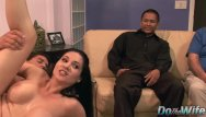 Blu cantrell naked in black tail magazine Cuckold husband watches busty wife tacori blu get stuffed in all holes