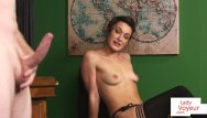 Amy reid pantyhose jerkoff instruction School teacher instructs jerkoff in class