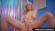 Mobius strip in real world World class stripping milf julia ann rubs her perfect pussy