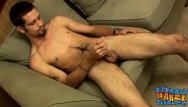 Small cock twink blowjobs - Skinny hairy straight thug rubs his small cock and cums