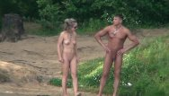 Nudist wife videos - Spy videos with the real life nudists
