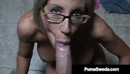 Filthy mouth pornstar - Filthy mouthed hotness puma swede blows big dick pov