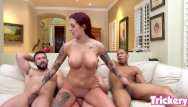 Couples into gang bangs - Trickery - tana lea gets tricked into her first gangbang