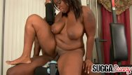 Pinky skyy black threesome Thick ebony bbw skyy black plowed in the gym by a big black cock