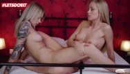 Vickypedia nude Letsdoeit - trying out lesbian for the first time