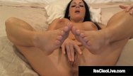 Freckles girl naked tits - Freckle face its cleo finger fucks her juicy pussy on cam