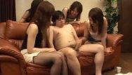 2 women handjob Jav cfnm dominant handjob by bossy women subtitles