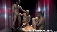 Rough gay sex movies Ragingstallion there are 4 of us here lets all fuck together