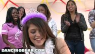 Bachelorette sex party vids - Dancing bear - christies bachelorette party from dancing bear is otc