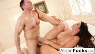 Russian cock Alison tyler gets her pussy stuffed with russian cock