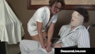 Providence fetish festival Medical provider deauxma strokes her patients hard cock