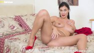 Sheer pantyhose galleries - Racy brunette roxy mendez masturbates in sheer pantyhose fuck me red heels
