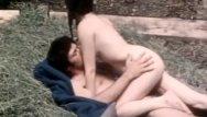 Erotic retro sex Outdoor big tit retro sex