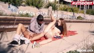 Parvati nude - Letsdoeit - skinny hot teen kira parvati gets facialized in public