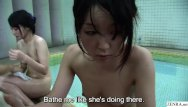 For real asian mixed headscissors - Jav group of schoolgirls mixed bathing party subtitles
