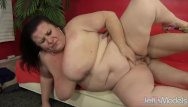 Older fat nudist ladies - Lucky skinny bf gets to plow busty older plumper lady lynn