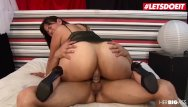 Big tit chubby latina Letsdoeit - chubby brunette latina gets super fucked