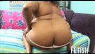 King of the hill shaking fists Ebony bbw with huge boobs fisting her fat pussy on the couch